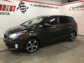 Used 2014 Kia Rondo 2014 Kia Rondo - 4dr Wgn Auto EX Luxury w-Nav for sale in St-Hubert, QC