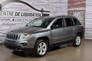 Used 2012 Jeep Compass NORTH for sale in Laval, QC