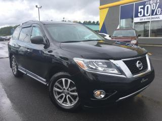 Used 2015 Nissan Pathfinder SL 4X4 TOIT GPS CUIR AWD for sale in Lévis, QC