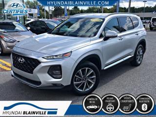Used 2019 Hyundai Santa Fe AWD PREFERRED APPLE CARPLAY, ANDROID AUTO+ for sale in Blainville, QC