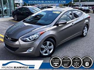 Used 2013 Hyundai Elantra GLS MAN TOIT, MAGS, BLUETOOTH+ for sale in Blainville, QC