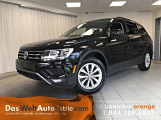 Used 2018 Volkswagen Tiguan 4Motion, Trendline, Automatique for sale in Sherbrooke, QC