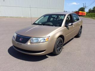 Used 2006 Saturn Ion Berline 4 portes Ion.1 Base, boîte autom for sale in Quebec, QC