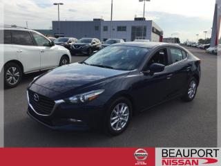 Used 2017 Mazda MAZDA3 GS BERLINE ***38 855 KM*** for sale in Beauport, QC
