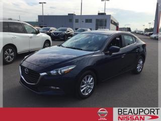 Used 2017 Mazda MAZDA3 GS BERLINE ***38 855 KM*** for sale in Beauport, QC