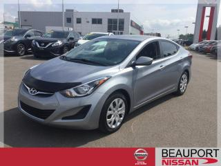 Used 2015 Hyundai Elantra GL BERLINE ***AUTOMATIQUE*** for sale in Beauport, QC