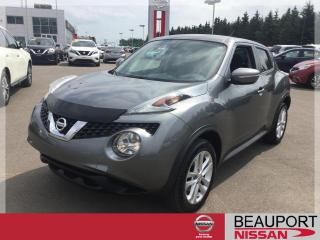 Used 2015 Nissan Juke for sale in Beauport, QC