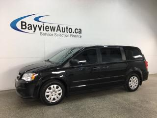 Used 2016 Dodge Grand Caravan SE/SXT - 3 ZONE CLIMATE! PWR GROUP! for sale in Belleville, ON