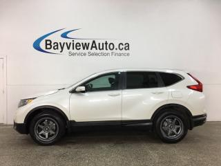 Used 2017 Honda CR-V EX-L - AWD! TURBO! HTD LEATHER! SUNROOF! for sale in Belleville, ON