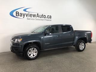 Used 2019 Chevrolet Colorado LT - 4X4! FULL PWR GROUP! for sale in Belleville, ON