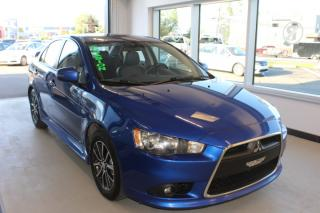 Used 2015 Mitsubishi Lancer GT AWC TOIT CUIR MAIN LIBRE for sale in Lévis, QC