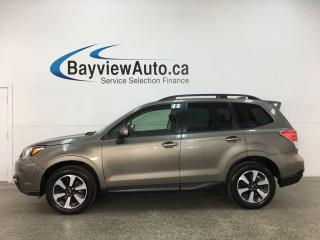 Used 2018 Subaru Forester 2.5i Limited - AWD! PANOROOF! HTD SEATS! FULL PWR GROUP! for sale in Belleville, ON