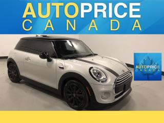Used 2017 MINI 3 Door Cooper HEADS UP DISPLAY NAVIGATION LEATHER for sale in Mississauga, ON