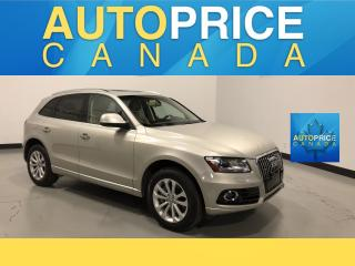 Used 2015 Audi Q5 3.0 TDI Technik TECHNIK|NAVIGATION|PANOROOF|LEATHER for sale in Mississauga, ON