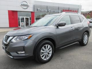 Used 2019 Nissan Rogue SV for sale in Peterborough, ON