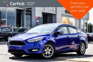 Used 2015 Ford Focus SE BackUpCam|SiriusXM|Blutooth|HeatedSeats|HeatedSteeringW|KeylessEntry for sale in Thornhill, ON