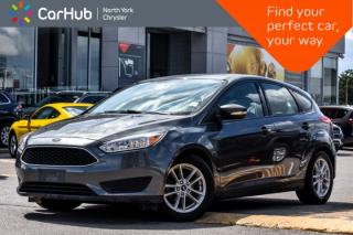 Used 2018 Ford Focus SE BackUpCam|Blutooth|HeatedSeats|HeatedSteeringW|KeylessEntry for sale in Thornhill, ON
