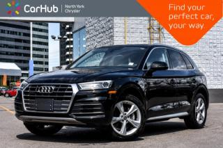 Used 2018 Audi Q5 Progressiv|Pano.Sunroof|GPS|Backup.Cam|Bluetooth|SiriusXM|Keyless.Go| for sale in Thornhill, ON