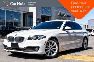 Used 2014 BMW 5 Series 535i xDrive|GPS|Heat.Seats|Bluetooth|Harman.Kardon|Sunroof| for sale in Thornhill, ON
