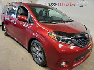 Used 2017 Toyota Sienna SE for sale in Montréal, QC