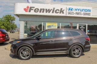 Used 2017 Hyundai Santa Fe XL AWD Ultimate 6 Passenger for sale in Sarnia, ON