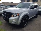 Photo of Silver 2011 Ford Escape