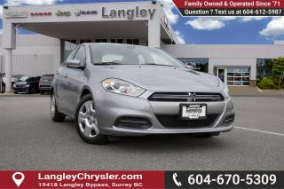 Used 2015 Dodge Dart Aero *NAVI* *AC* for sale in Surrey, BC