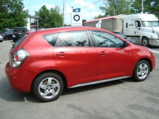 Used 2009 Pontiac Vibe AUTOMATIQUE for sale in Ste-Thérèse, QC
