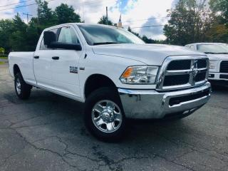 Used 2018 RAM 2500 SLT CREW CAISSE 8' 5.7L for sale in Ste-Marie, QC