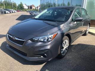 Used 2019 Subaru Impreza Convenience** AIR/CARPLAY/CAMERA** 3 814 KM** for sale in St-Eustache, QC
