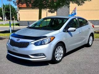 Used 2014 Kia Forte LX Plus for sale in Drummondville, QC
