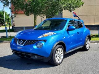 Used 2012 Nissan Juke SL for sale in Drummondville, QC