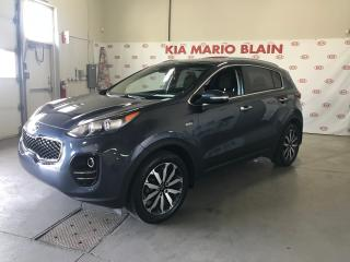 Used 2017 Kia Sportage EX AWD * CAMERA * MAGS * PUSH START * for sale in Ste-Julie, QC