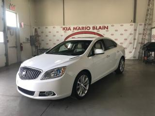 Used 2016 Buick Verano * TOIT * CUIR * MAGS * CAMERA * PUSH for sale in Ste-Julie, QC