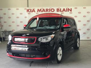 Used 2016 Kia Soul EV GPS * CAMERA * VOLANT/SIEGES CHAUFFANTS for sale in Ste-Julie, QC