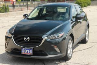 Used 2016 Mazda CX-3 GS Bluetooth | Heated Seats | CERTIFIED for sale in Waterloo, ON