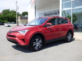 Used 2017 Toyota RAV4 LE - Traction avant - Caméra de recul - for sale in Trois-Rivières, QC