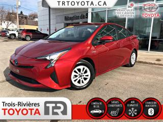 Used 2016 Toyota Prius Hayon 5 portes for sale in Trois-Rivières, QC