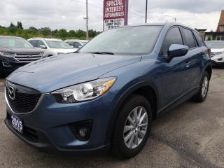 Used 2015 Mazda CX-5 GS NAVIGATION !!  SUNROOF !!  BLUE TOOTH !! for sale in Cambridge, ON