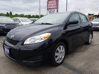 Used 2014 Toyota Matrix AIR CONDITIONING !!  CRUISE CONTROL !!  AUTOMATIC !! for sale in Cambridge, ON