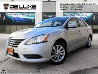 Used 2013 Nissan Sentra 2013 NISSAN SENTRA 1.8 S (CVT)- 1.8L DOHC 16-valve I4 engine, Electronically controlled drive-by-wir for sale in Concord, ON