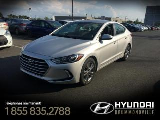 Used 2017 Hyundai Elantra GL + GARANTIE + APPLE CARPLAY + MAGS +WOW! for sale in Drummondville, QC