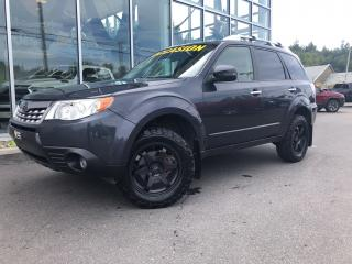 Used 2012 Subaru Forester 2.5X Touring Package (M5) for sale in Ste-Agathe-des-Monts, QC