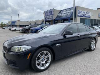 Used 2012 BMW 528 i xDrive M SPORT PKG|NAVI|CAMERA|ALLOYS for sale in Concord, ON