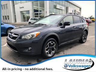 Used 2014 Subaru XV Crosstrek Limited AWD - Navigation - 1 owner for sale in PORT HOPE, ON