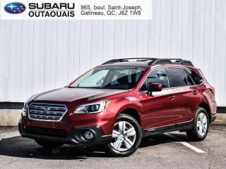 Used 2016 Subaru Outback 2.5i for sale in Gatineau, QC