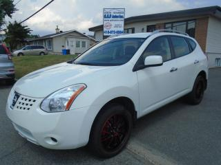 Used 2010 Nissan Rogue SL AWD for sale in Ancienne Lorette, QC