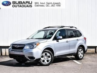 Used 2015 Subaru Forester 2.5i for sale in Gatineau, QC