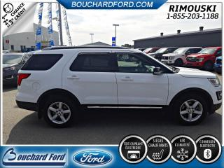 Used 2016 Ford Explorer XLT 4X4 GARANTIE SEPT 2025 OU for sale in Rimouski, QC
