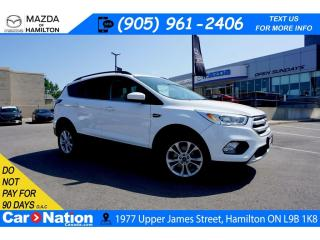 Used 2017 Ford Escape SE | PANO ROOF | REAR CAM | 4X4 | HEATED SEATS for sale in Hamilton, ON